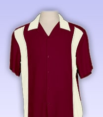 CHS-8 Charlie's Bowling Shirt