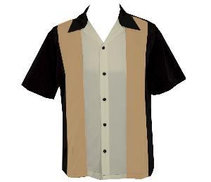 Retro Bowling Shirt - RBS-18