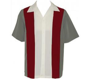 Retro Bowling Shirt RBS-18C
