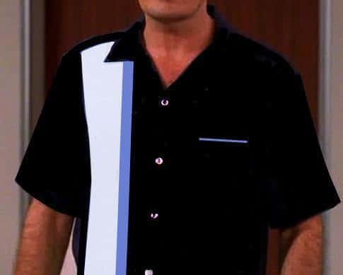CHS-7 Charlie's Bowling Shirt