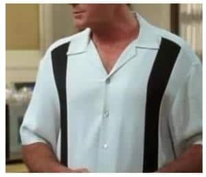 CHS-1 Bowling shirt