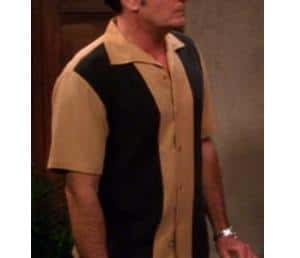 CHS-3 Retro Bowling Shirt