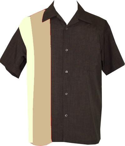 Retro Bowling Shirt RBS-33