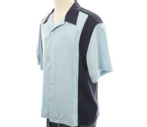 CHS-4 Charlie\'s Bowling Shirt
