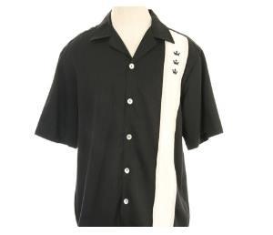 Retro Bowling Shirt RBS-25