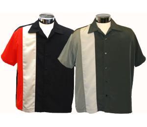 Retro Bowling Shirt RBS-33-S