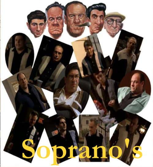 The Sopranos Shirts collection